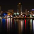 Night at Long Beach